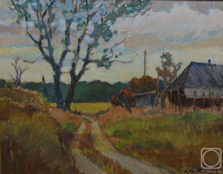 Жданов Александр. Деревня Липовка