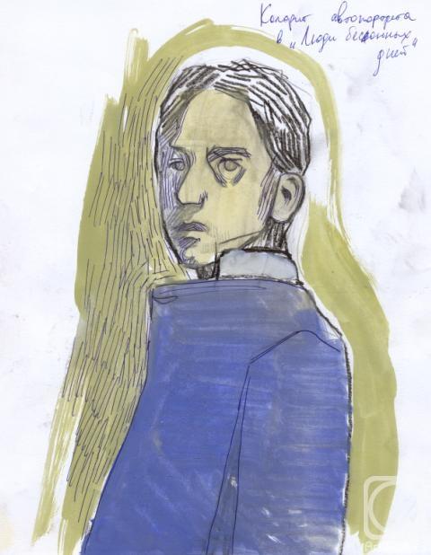 Андерсен Роберт. Автопортрет
