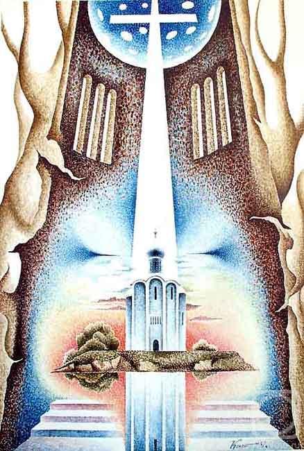 Константин Павел. Дорога к храму