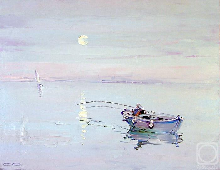 сергей рыбак картины