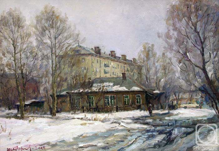 В Москве наступит недельная весна