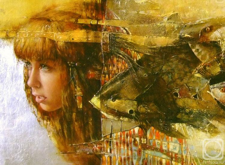 Авдеев Михаил. Тайны жёлтого моря (фрагмент)
