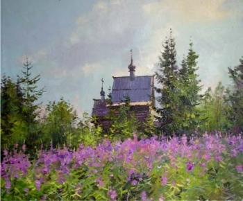 The willow-herb. Efremov Alexey