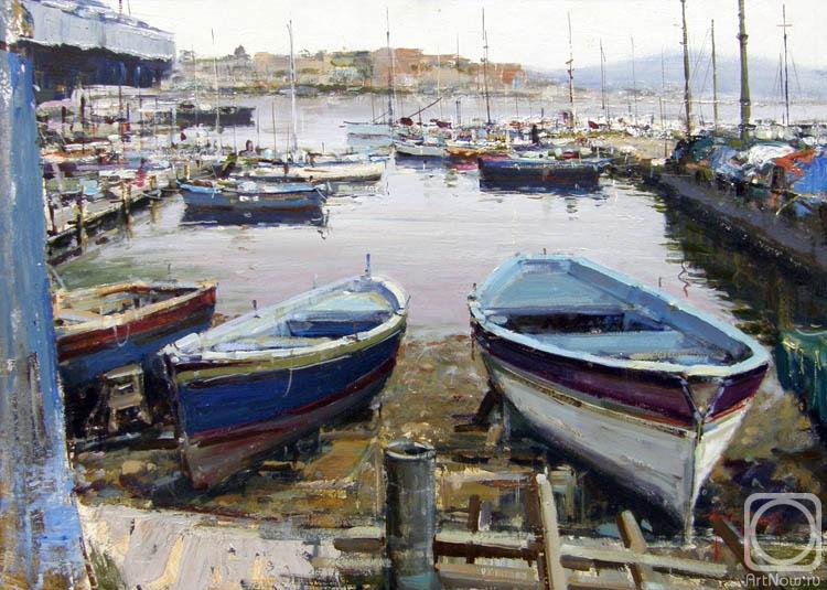 Painting 171 Seaport 187 Buy On Artnow Ru