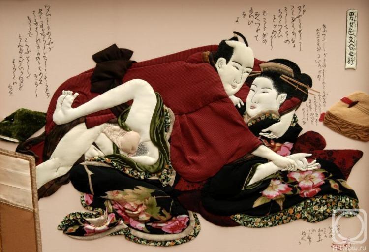 Эротика японские забавы 23 фотография