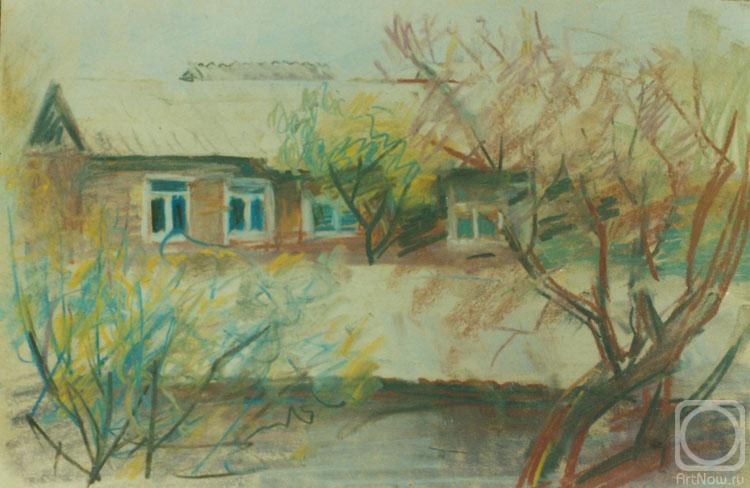 Khachatryan Meruzhan. Neighbour's houses
