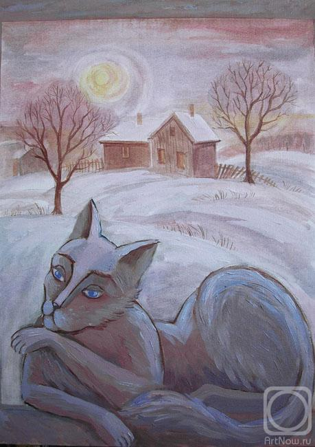 Gataullina Galina. Winter