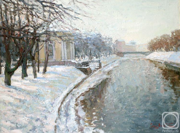 Ляхович Сергей. 04. Михайловский сад