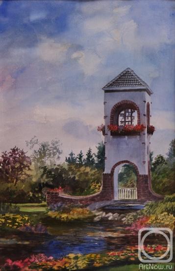 Лесохина любовь английский пейзаж