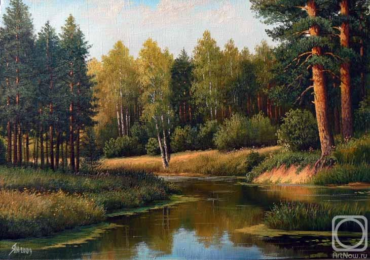 Янулевич геннадий на речке