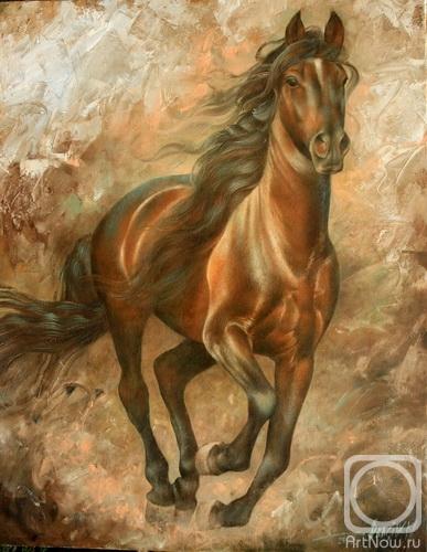картины фото лошадей