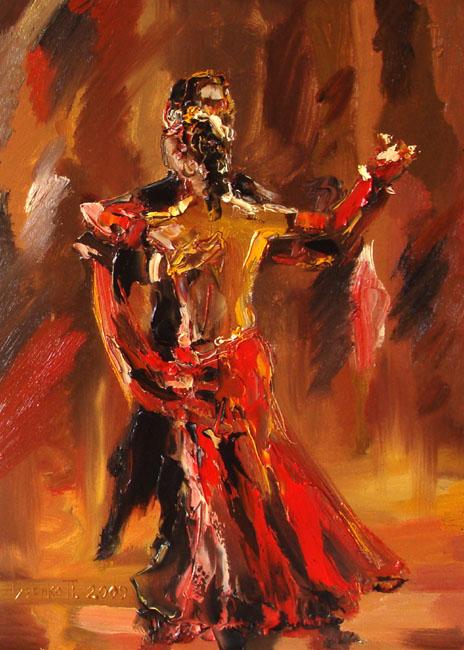 Гузенко Павел. Танго