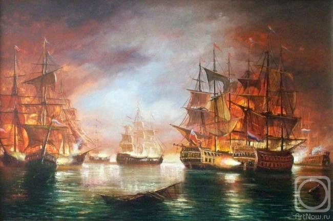 морские картины: