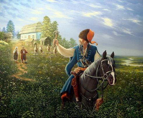 Галлерея   картин  и  фото  на  тему  казачества  279421
