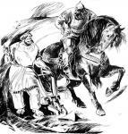 Чистяков Юрий. Вольга и Микула -4/87