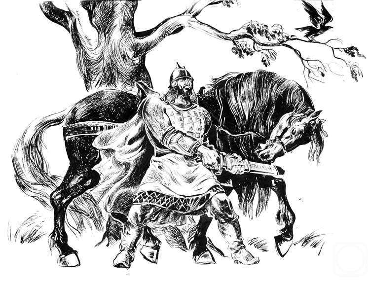 апреле илья муромец и соловей разбойник иллюстрации к былине легкие является одним самых