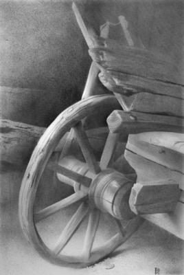 Chernov Denis. Wood Wheel