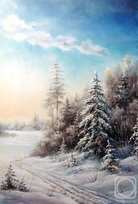 Грохотова светлана зима в андреевке
