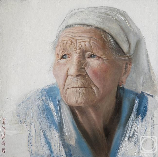 Терехов Евгений. Портрет моей бабушки