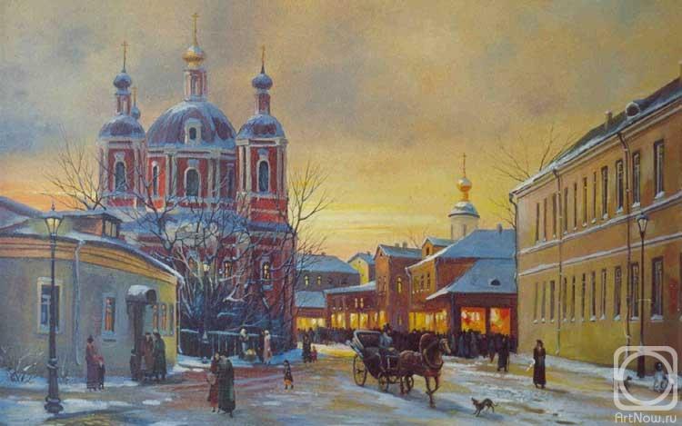 Герасимов Владимир. Клементовский переулок