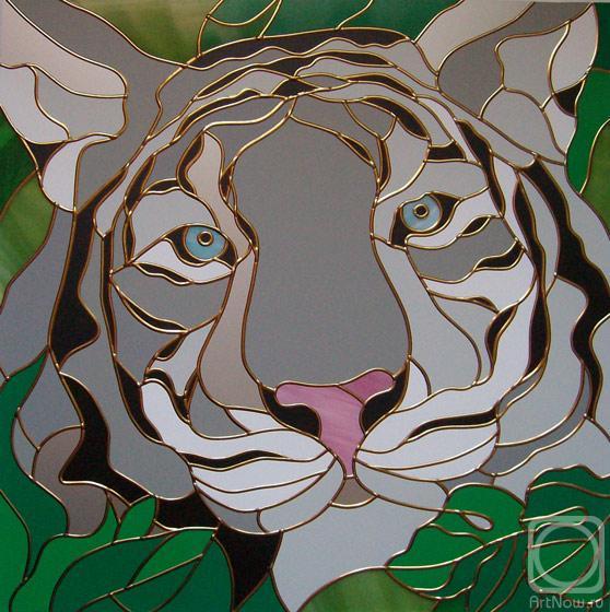 Vyachina Nataliya. Tigr