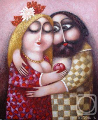 Оленберг Владимир. Una pareja dulce