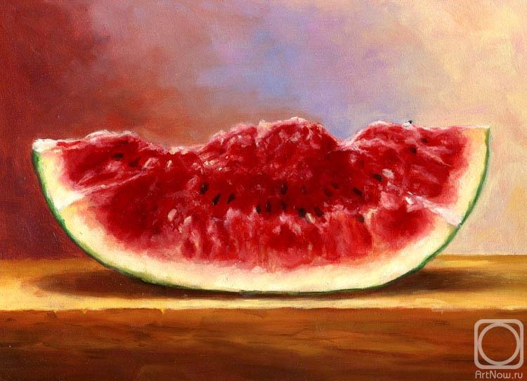 арбуз в живописи: