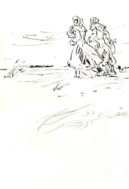 пушкина метель произведения картинки