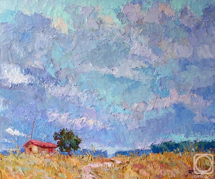 Аркадий рылов выдающийся русский художник-пейзажист родился в 1870 году