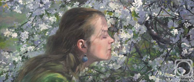 Чернов Денис. Запах весны