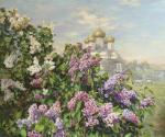 Panov Eduard. Lilac in May