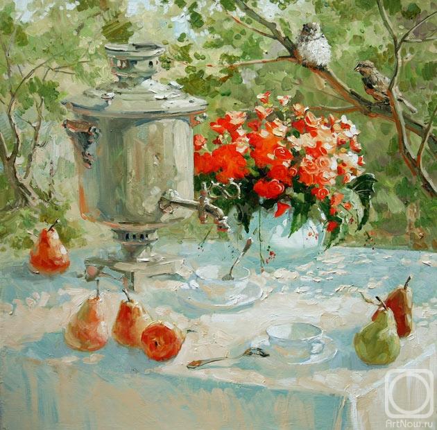 Павлова Мария. Чай для двоих