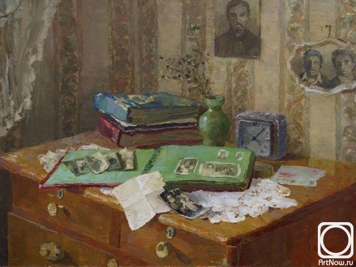 Картина Семейный архив - Вилкова Елена Владимировна