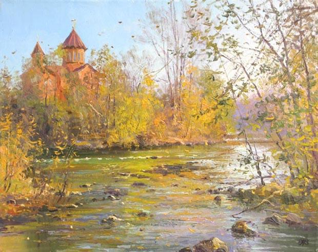 Ефремов Алексей. Армянская церковь
