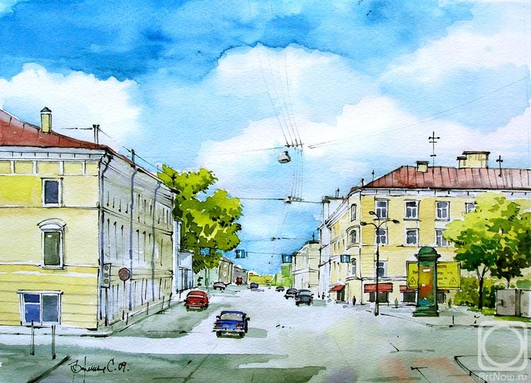 Как рисовать город фото
