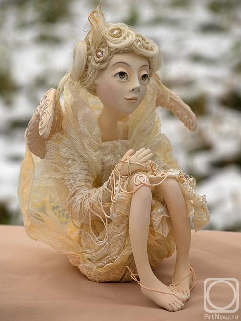 Авторские куклы Оксана Мироновой - с характером и настроением.