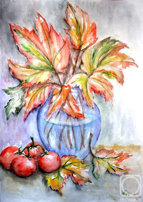 рецептов листья в вазе рисунок гуашью личная жизнь