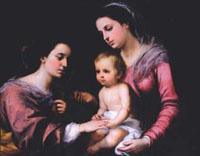 Королева Испании Изабелла II умышленно преподнесла в подарок Пию IX поддельную картину