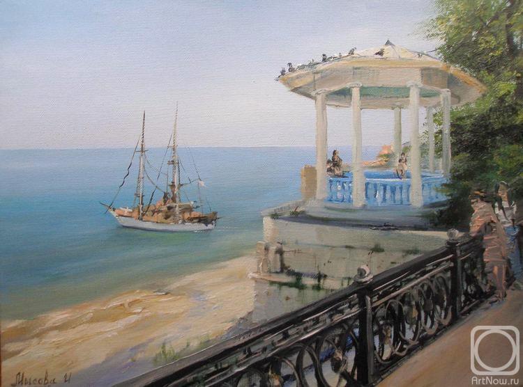 Mycova Irina. Summerhouse