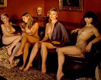 Ким Кэттролл обнажится для того, чтобы продажа картины Тициана частному коллекционеру не состоялась