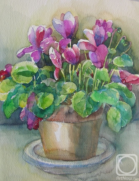 Картины цветы в вазе фото