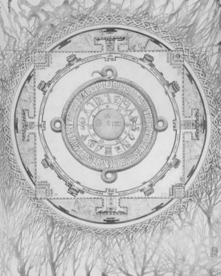 Mandala as an Archetype and Symbol for Meditation. Chernov Denis