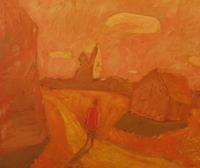 """Персональная выставка картин Игоря Бурмистрова """"Живопись на холсте и бумаге"""""""