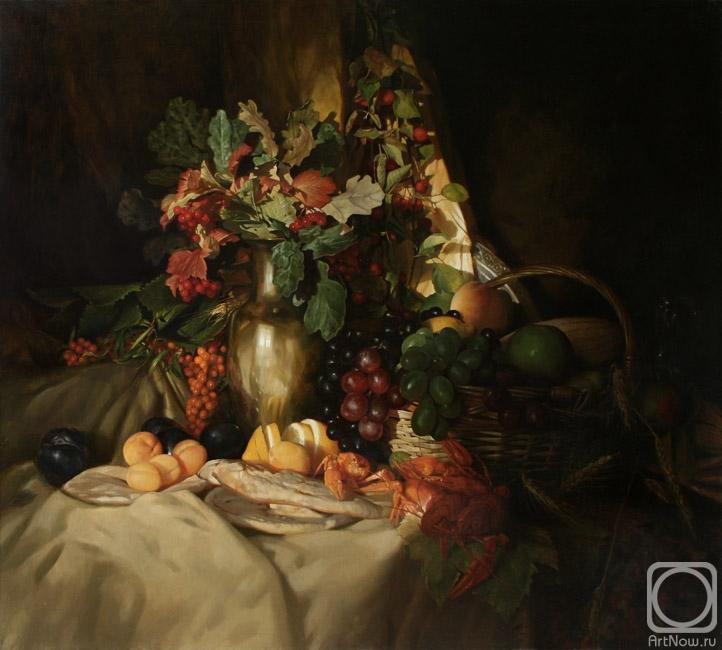 Миронов Андрей. Завтрак с раками