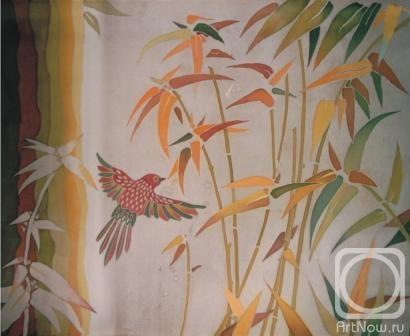 бамбук батик фото картин