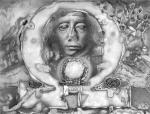 Шен-кольцо и Омега. Портрет Сенусерта. Чернов Денис