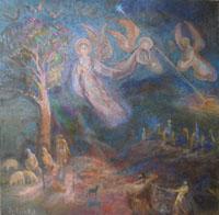 Рождественская выставка картин: 22.12.2009 - 15.01.2010