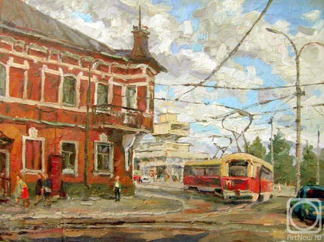 Картины художника архангельск 1980