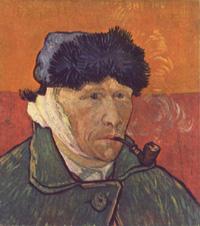 Ван Гог лишился уха опасаясь потери финансирования