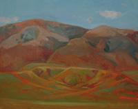 Выставка живописных произведений «Пленэр». 6 – 21 января 2010 года. Открытие 5 января в 17-00
